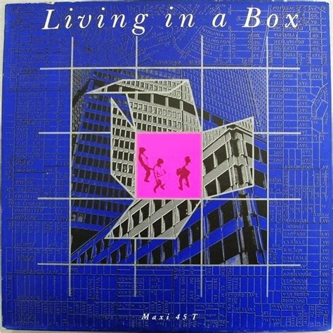 living in a box living in a box living in a box by living in a box 12inch with paul emile