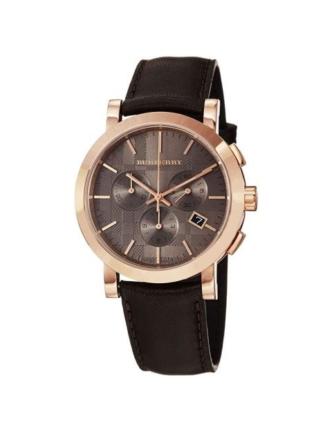 Gucci G0119 Browb Rosegold burberry s chronograph gold brown leather bu1863
