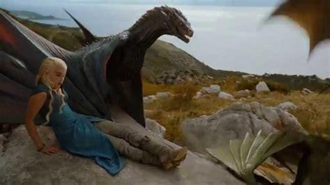 game  thrones  meet danys dragons youtube