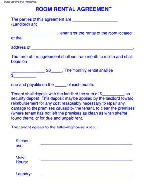 room rental agreements california room rental agreement rentales in 2019 room rental