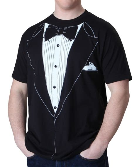 T Shirts For Tuxedo T Shirt