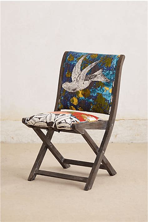 custom fabric folding chairs chair stuff we discovered today homejelly