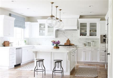 bright white kitchen cabinets bright white kitchen kitchen and decor