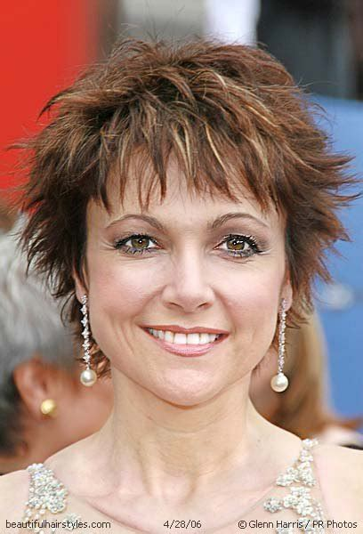 short spiky haircuts for women over 40 super short haircuts for women over 40