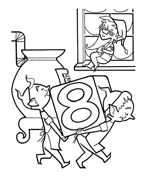 coloring pictures of santa workshop christmas elves coloring pages coloring home