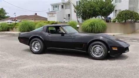 1980 corvettes for sale 1980 corvette coupe for sale 4 speed black black loaded w