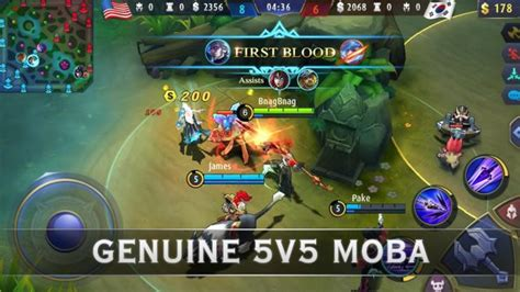 permain mobile legend mobile legends mmogames