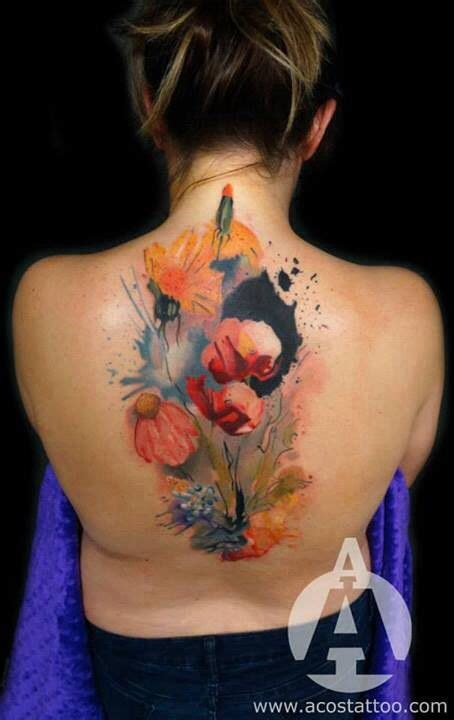 watercolor tattoo houston 56 best images about acosta on bike chain