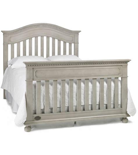 Gray Convertible Cribs Dolce Babi Naples Convertible Crib In Grey Satin