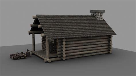 Lumberjack Cabin by Portfolio Lumberjack S Cabin Polycount