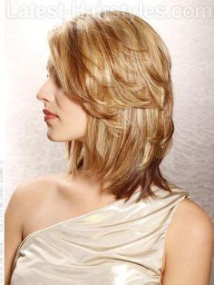 loosely layered deconstructed bob long layered haircuts layered haircuts and long layered