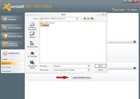 avast antivirus full version blogspot mrseven blog avast 6 pro antivirus full version
