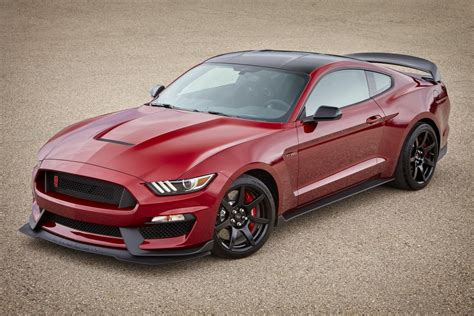 2017 mustang shelby gt350 pics of new colors are