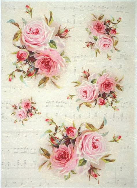 Vintage Decoupage Paper - 25 unique decoupage paper ideas on diy