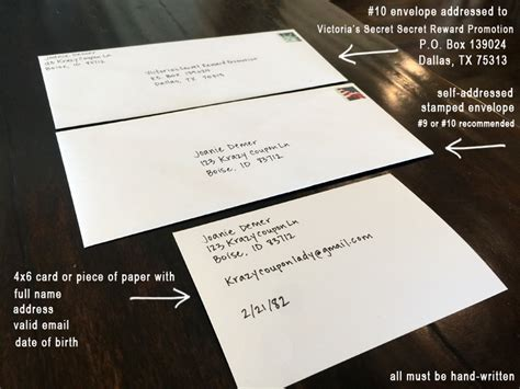 Cards Addressed And Mailed - how i shop for free at s secret with secret
