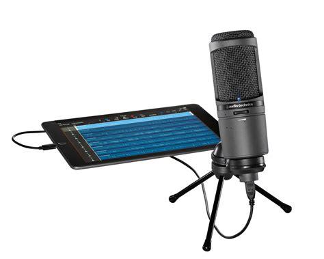 Audio Technica At2020 Usb audio technica at2020 usbi microphone buy free scores