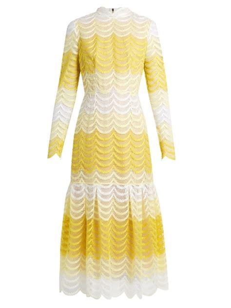 Safia Emboss Dress erdem womenswear shop at matchesfashion us