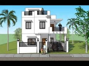 Home Design Samples For India by House Plan With Roofdeck House Plans India House Plans
