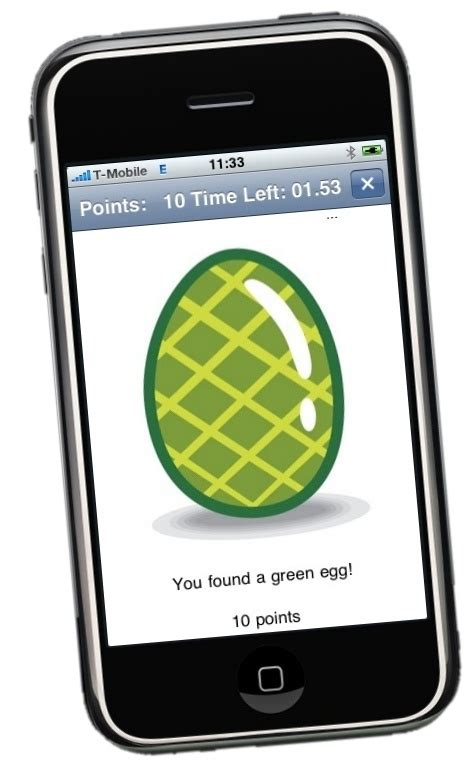 egg race challenges could be one of the challenges in the geocaching easter