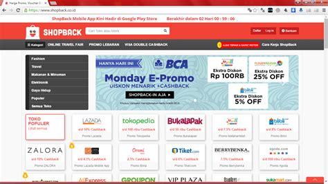 Promo Cashback Informasi Saja mau belanja hemat ramadan dan lebaran serta dapat cashback lewat shopback saja rumus