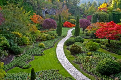 Gardens Canada by Discover Columbia And Be Amazed