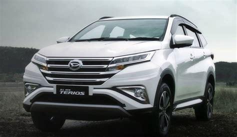 interior new terios 2018 2018 daihatsu terios 2017 2018 new cars reviews autos post