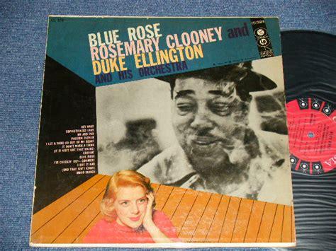 rosemary clooney duke ellington rosemary clooney duke ellington blue rose ex ex