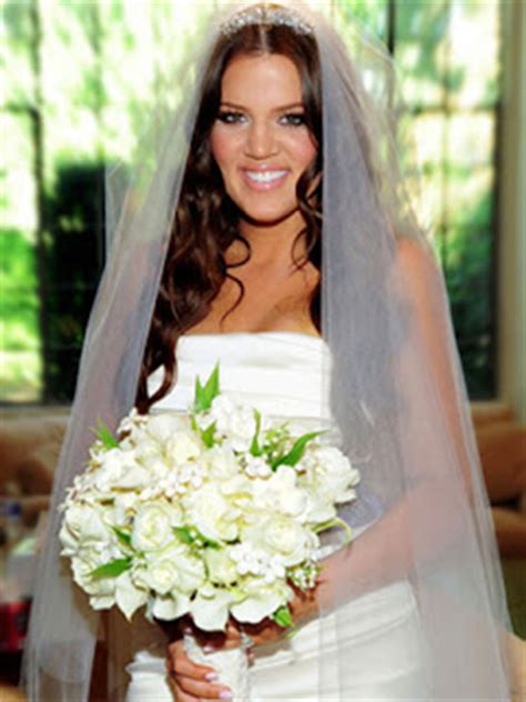 How To Get Khloe Kardashian Wedding Hair | inspired by khloe kardashian s wedding makeup