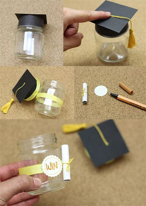 Diy Graduation Decorations by Diy Graduation Jars Pictures Photos And Images For
