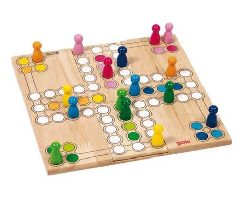 non ti arrabbiare ludo giochi da tavolo in legno goki