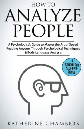 how to analyze a psychologist s guide to mastering the of speed read volume 5 books how to analyze hubpages