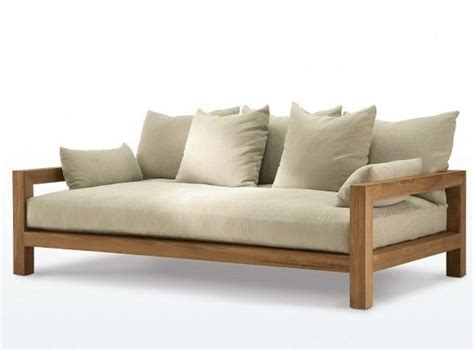 wooden outdoor couch brilliant outdoor wood sofa 25 best ideas about outdoor