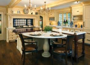 kitchen table island ideas miscellaneous large kitchen island design ideas