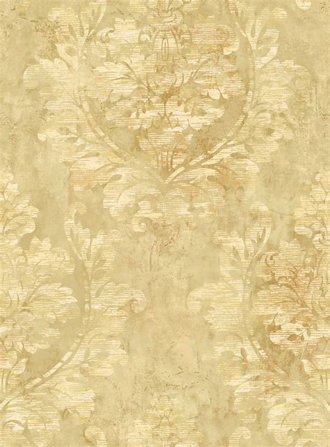 faux wallpaper painting diane s damask faux paint effect wallpaper fax 38910