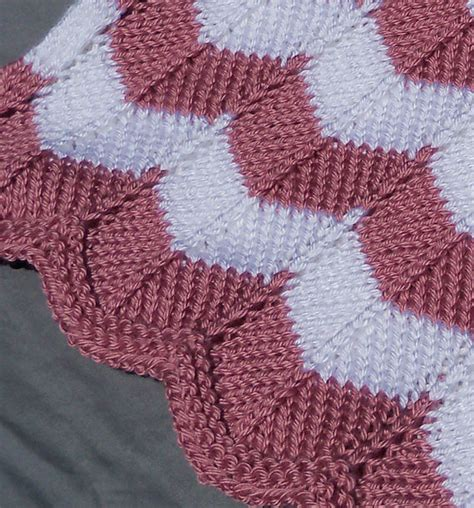 chevron baby blanket knitting pattern chevron quilt knitting pattern a knitting