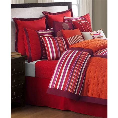 Sunham Home Fashions Quilts by Sunham Home Fashions New Trilogy 12 Pieces Comforter