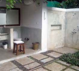 Outside Bathroom Ideas Getting In Touch With Nature Soothing Outdoor Bathroom Designs