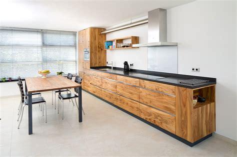 houten keuken groningen keukens kalander meubelmakerij voor meubels op maat in