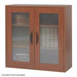 Two Door Storage Cabinet Safco Apres Modular Storage 2 Door Cabinet