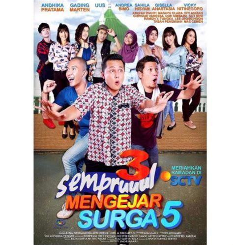 3 Koplak Mengejar Cinta sinetron ramadhan warnai tv indonesia di bulan ramadhan 2017 unik