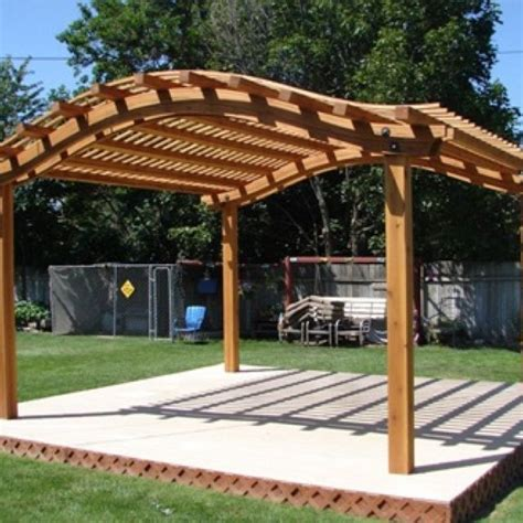 arched pergola plans 17 best ideas about curved pergola on backyards backyard kitchen and outdoor kitchens