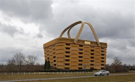 longaberger basket building for sale longaberger basket building in foreclosure news the