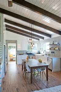wood ceiling beams from the bee hive white wood ceilings with wood