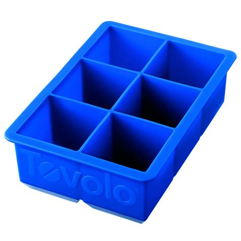Cuisinart Kitchen Knives Tovolo King Cube Blue Perfect Cube Ice Cube Tray Set