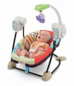 fisher price spacesaver swing luv u zoo com fisher price space saver swing and seat luv