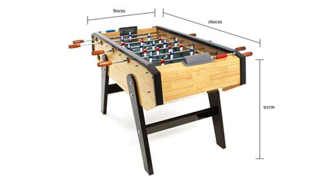 chion pro professional foosball table mikeshouts