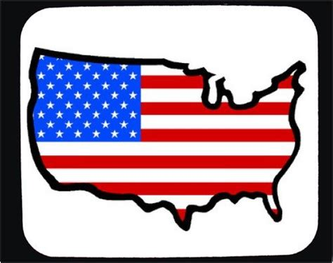 Us State Flag Outlines by Cool Flag Outline Clipart Best