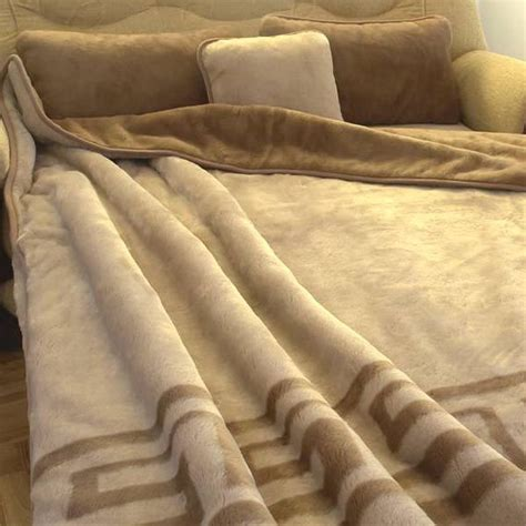wool bedding wool bed bedding set camel quot greca quot 3 parts the world