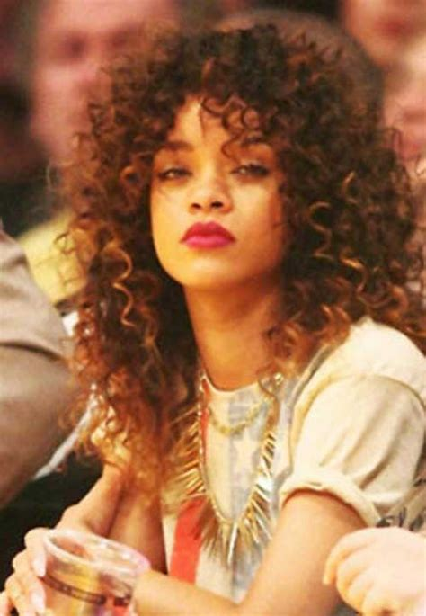 rihanna hairstyles games 15 rihanna long curly hair hairstyles haircuts 2016