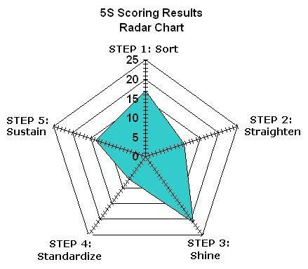 blank radar chart template 5s